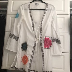 Bag Lady Mudpie cover up Excellent condition